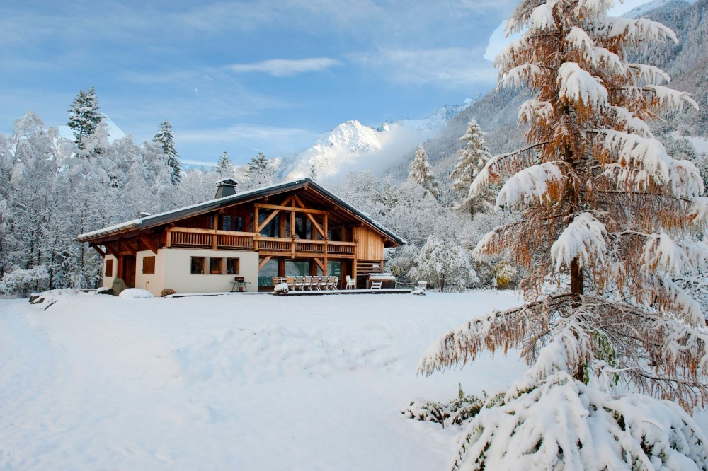 Superb Catered Chalet in Chamonix, Sauna and Whirlpool - Chalet BCC
