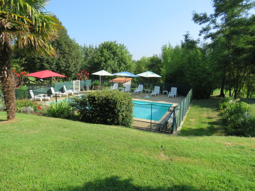 Four superb self-catering gites to rent in Gers, South West France, Lassenat St Georges