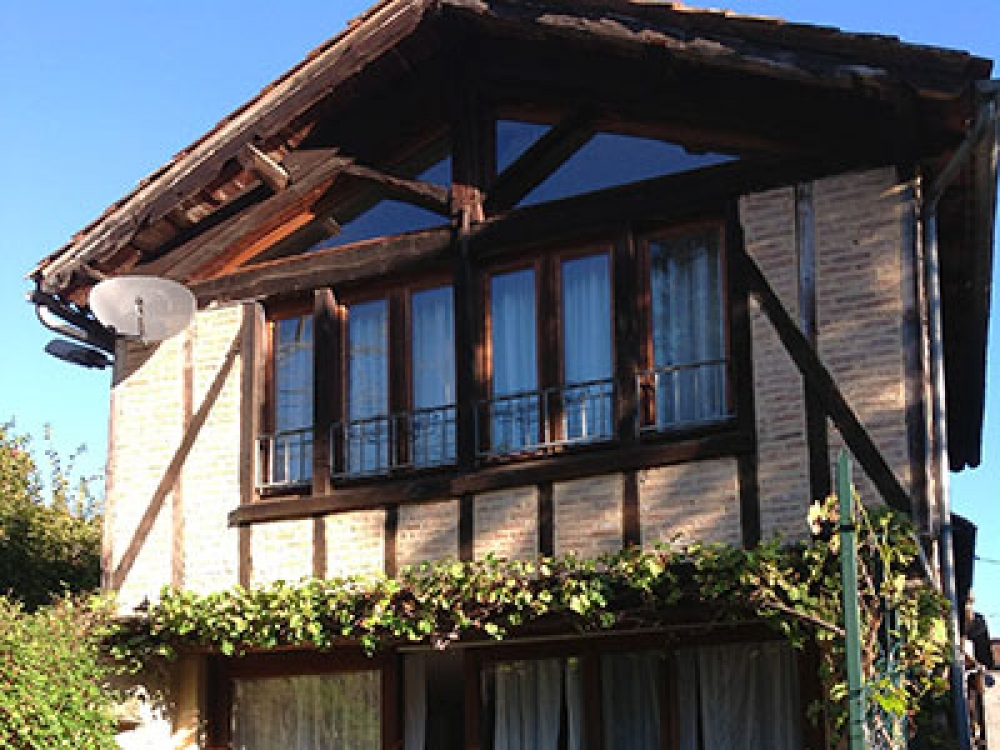 Self Catering Holiday Home Overlooking the River Célé, Near Figeac in the Lot