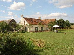 Self catering cottage for rental in Maine-et-Loire, France