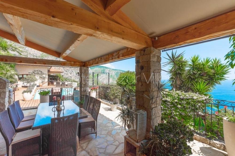Stylish, Contemporary 4 Bedroom Villa with Sea Views in Eze - Eze Rock