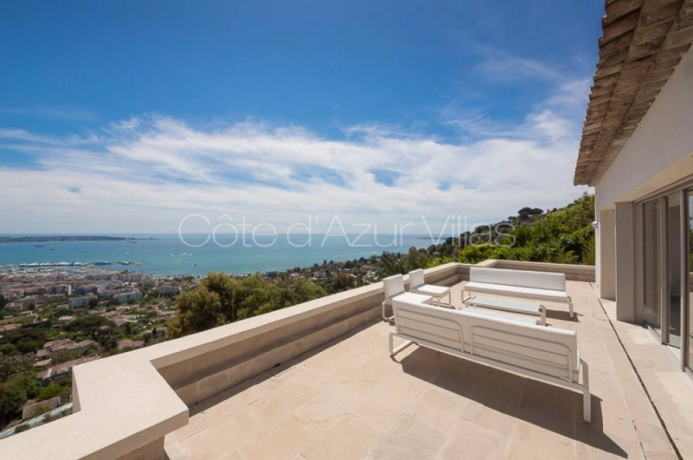 Beautiful Contemporary Holiday Villa Near Cannes, The French Riviera - Villa Jazz