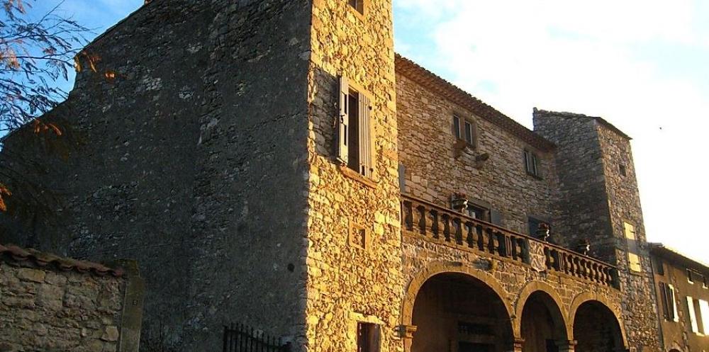 Rustic Cheateau with Breathtaking Countryside Views in Aragon, Near Carcassonne - Chateau d`Aragon