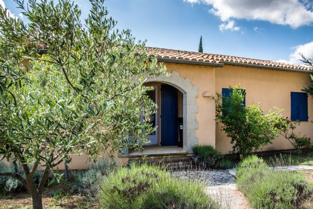 4 bedroom Villa with Pool Near the Historic town of Uzes, Languedoc