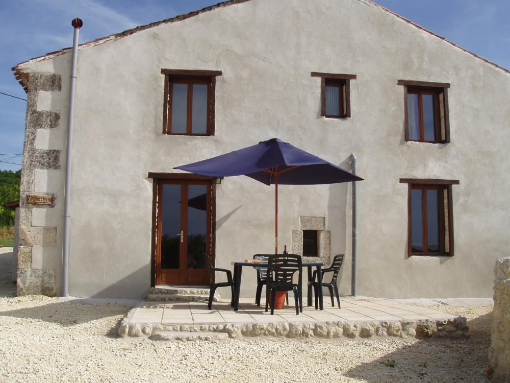 Holiday Gite in Chavenat, Near Angouleme, Charente - Le Milan