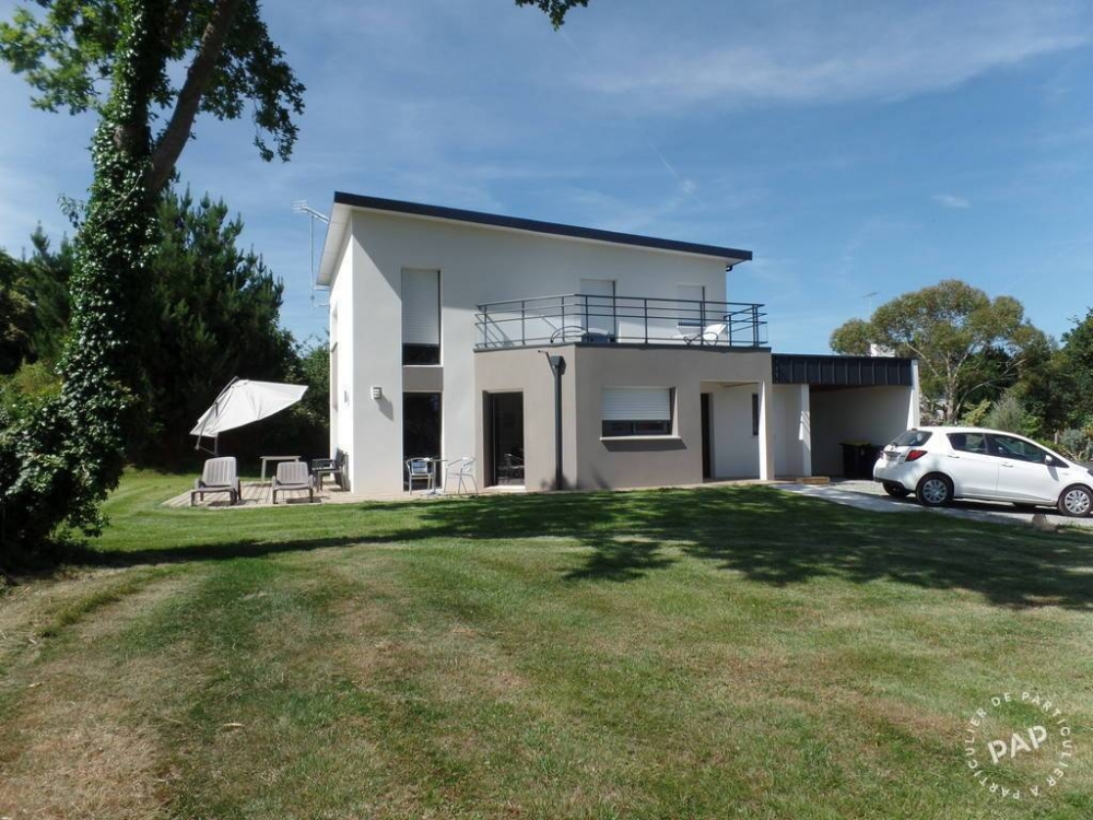 Holiday House in Benodet, Brittany Riviera - 5 Minutes From Pointe de Mousterlin