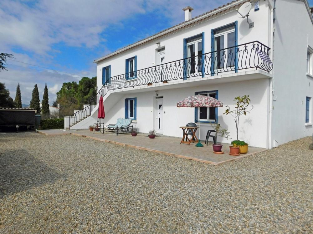 Holiday Apartment in Gaja-et-Villedieu, Aude
