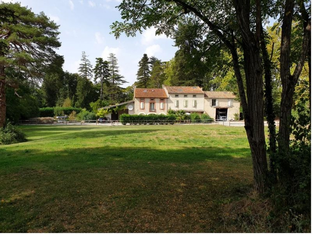 Stunning Domaine in the South of France, Near Mirepoix, The Pyrenees - Domaine de Pouroutounat