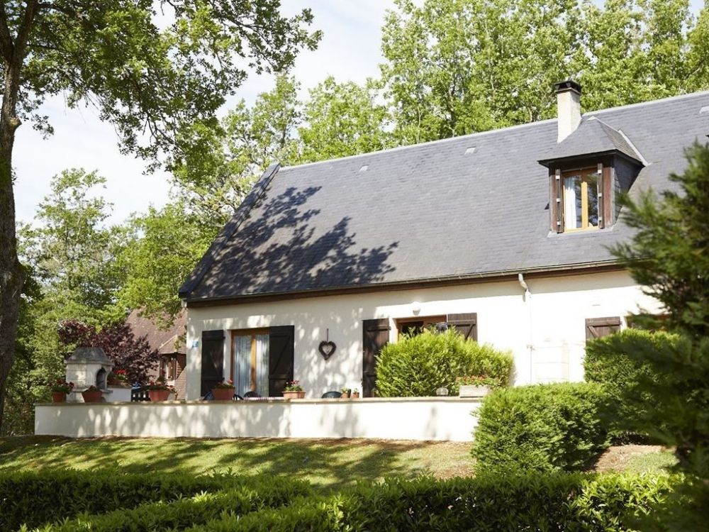 Dordogne holiday Gite Rental with Shared Heated Pool in Stunning Area, Carlux - Dahlia