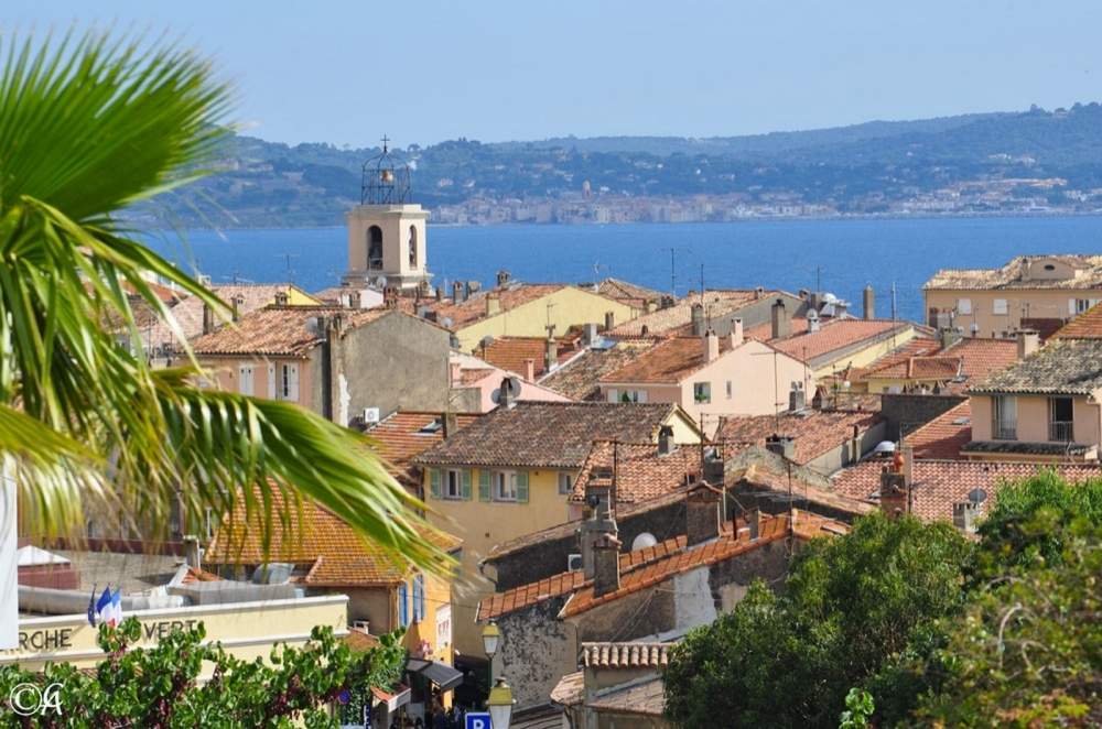 Beautiful Seaside Sainte-Maxime Village House