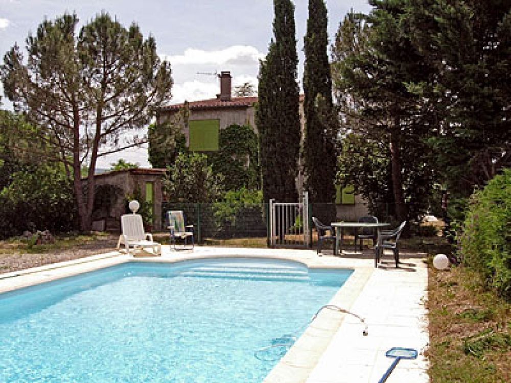 Traditional Independent House with Private Pool Near Les Vans, Ardèche