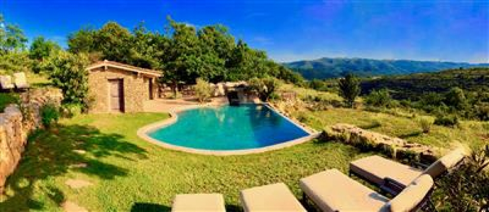 Private Mountain Retreat in the South of France, Near Bédarieux