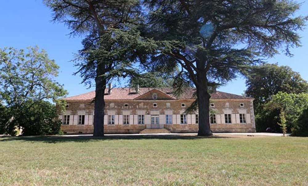Elegant C18 Single-Storey Chateau Close to Eauze and Saint Amand - Chateau Saint Amand