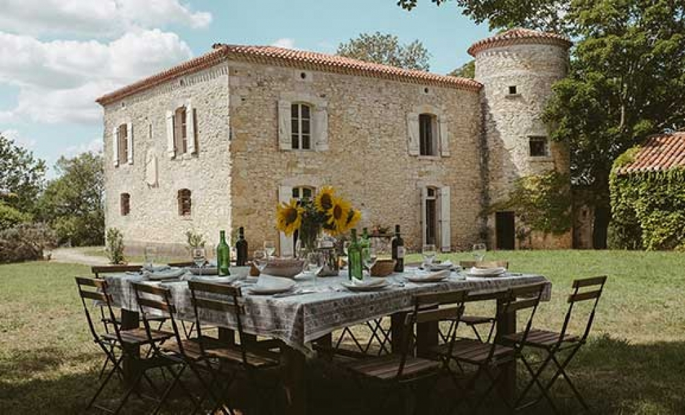 Romantic C13 fortified Chateau within walking distance of 'Bastide' village - Chateau Pelat - a Simply Gascony property - Available this winter