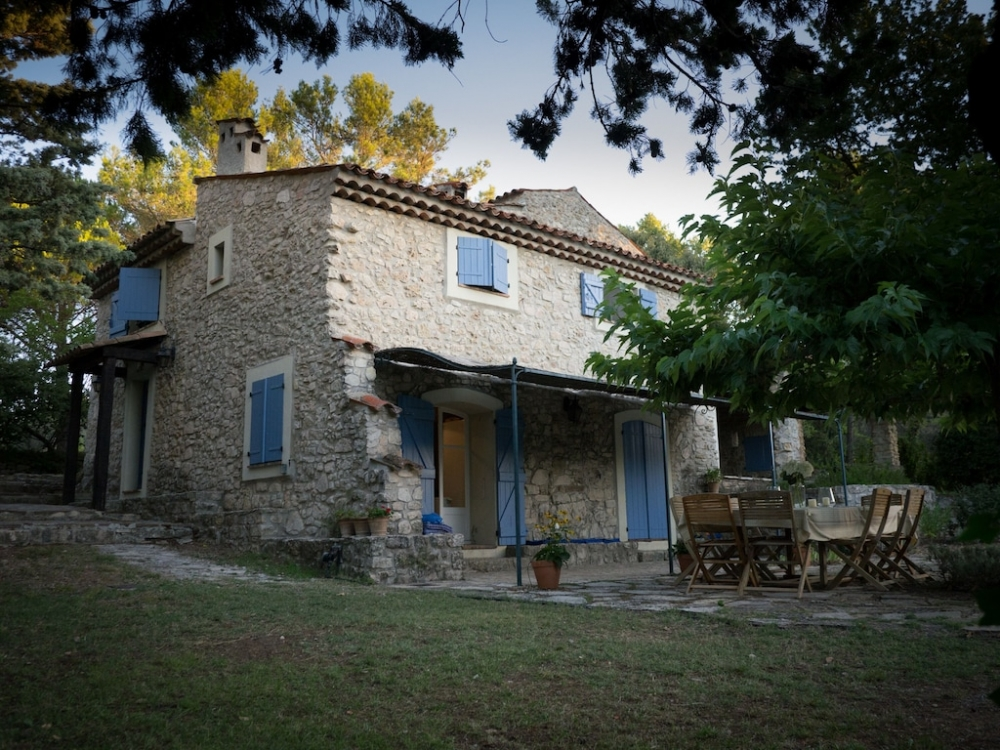 Charming Family House with Private Pool and Garden in Bagnols-en-Foret, Var