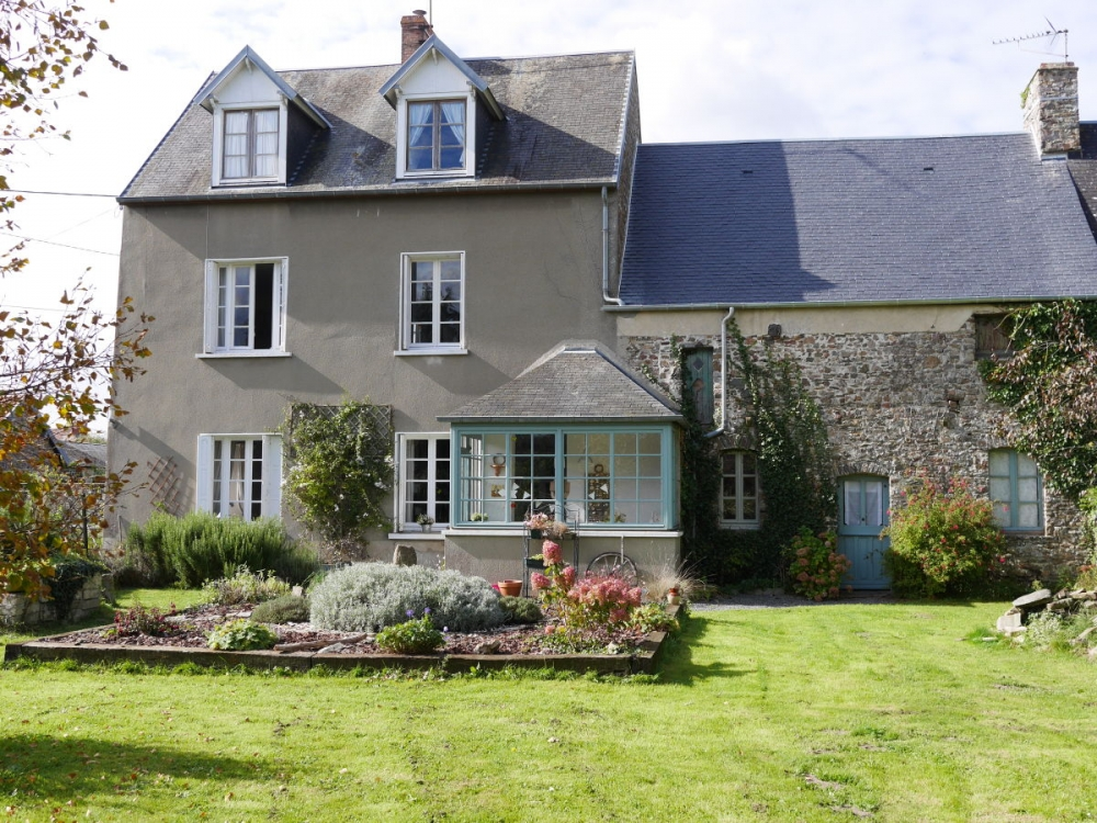 The Summer House in Manche, Normandy, France