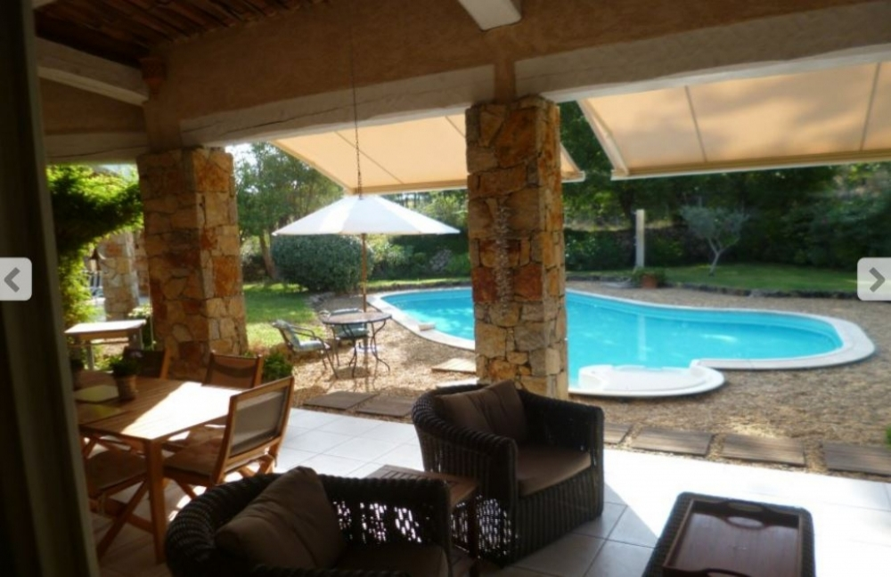 3 Bedroom villa with private pool in Lorgues, Var, Provence
