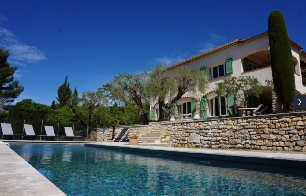 Beautiful House Villa Olivia at the French Riviera - Villa Olivia