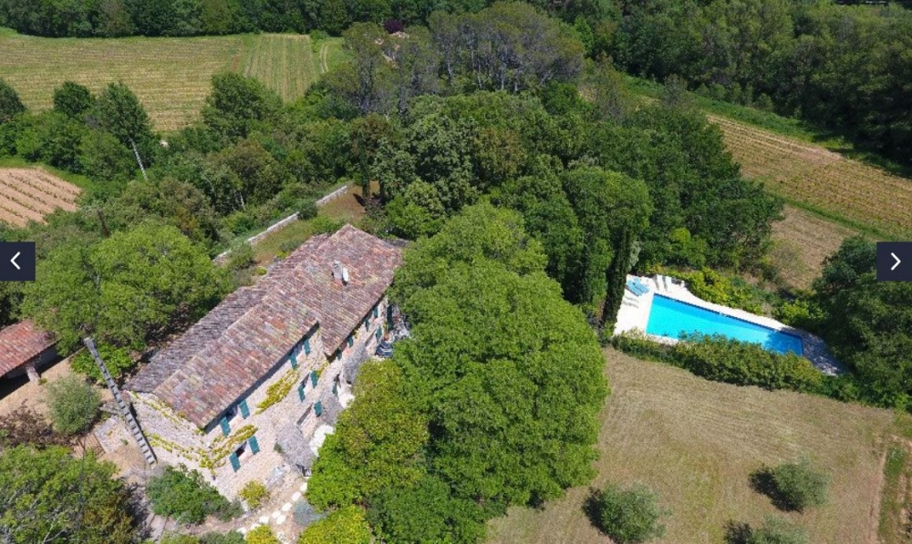 Villa with Private Pool at the French Riviera - Mas Florence