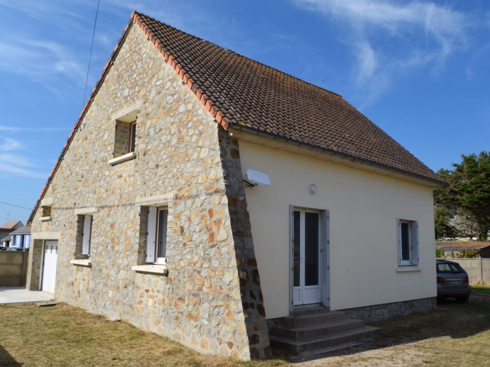Beautiful House Near the Beach for 6 People - La Brette 50m from the Beach