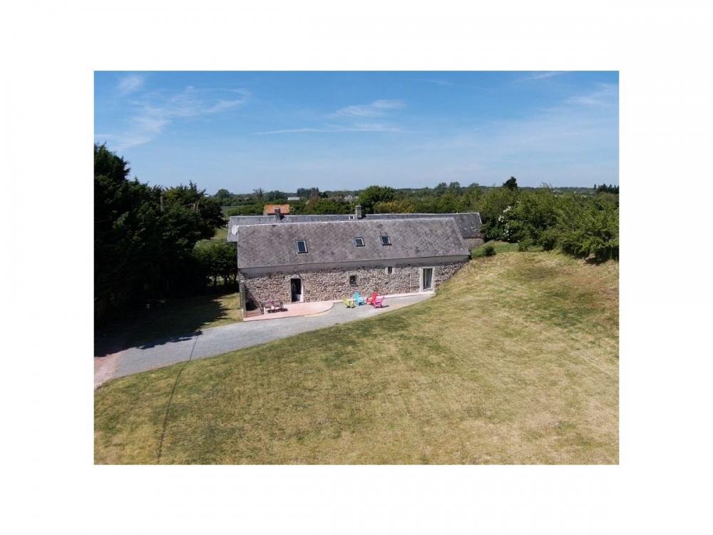 House in St. Germain sur Ay, Normandy - La Boulange du Havre