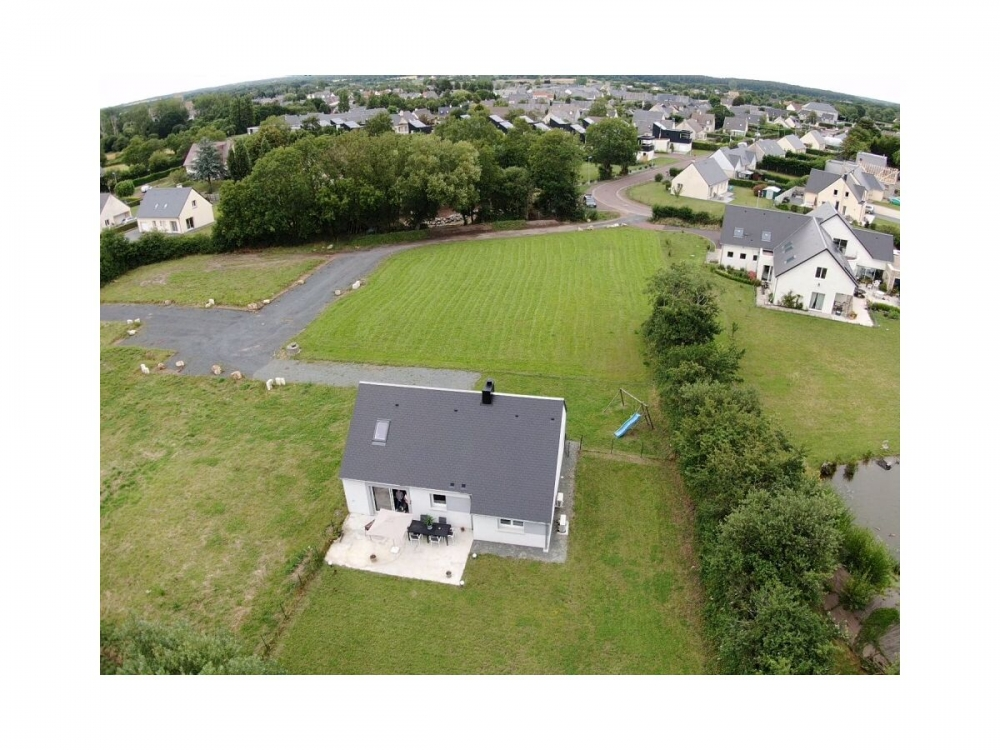 Luxurious, modern 3 bedroom Holiday house in Manche - Caroline's House