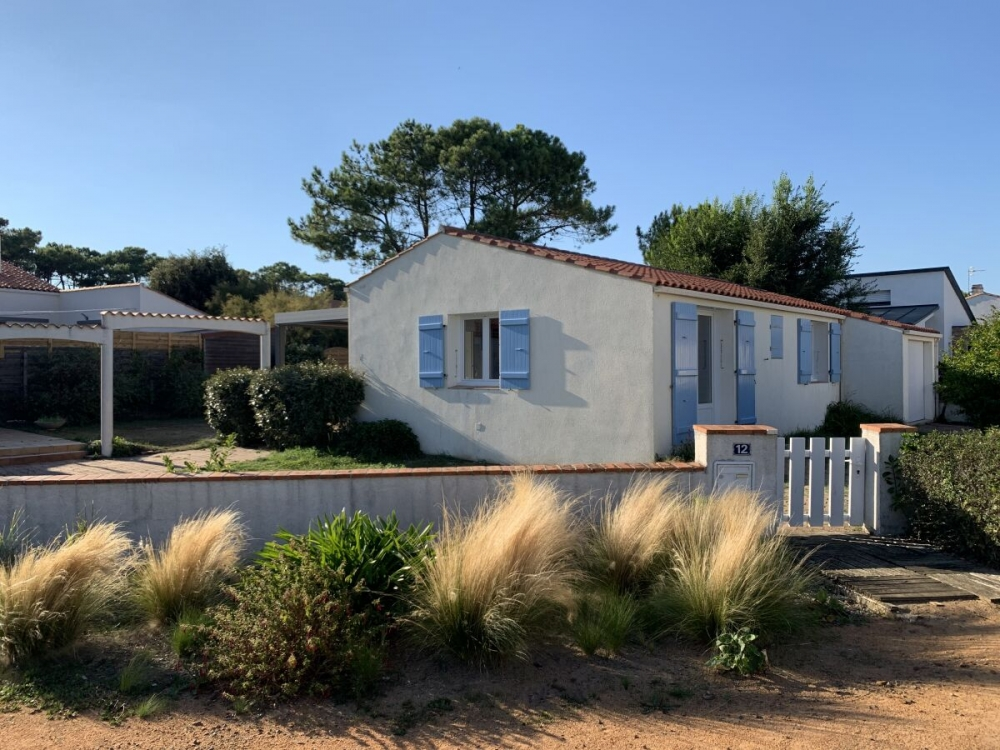 Beautiful Holiday house Les Ombrines in Vendee for 4 People - Les Ombrines