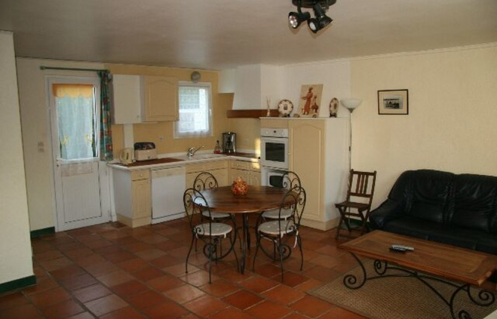 Self Catering House in Bangor, Morbihan Ideal for Families with Children - MARLENE