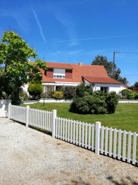 Lovely Country House with Private Pool and Garden in Courson, Calvados - Rose View Gite