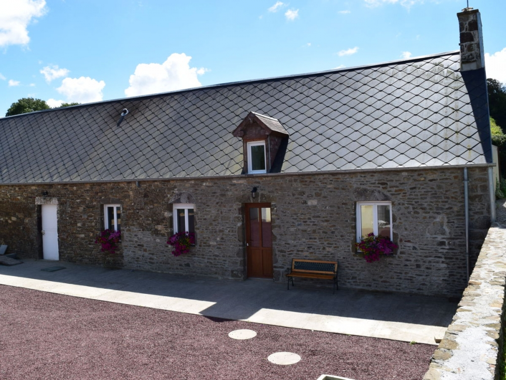 The Holiday Cottage Has Been Completely Renovated in Manche for 4 People