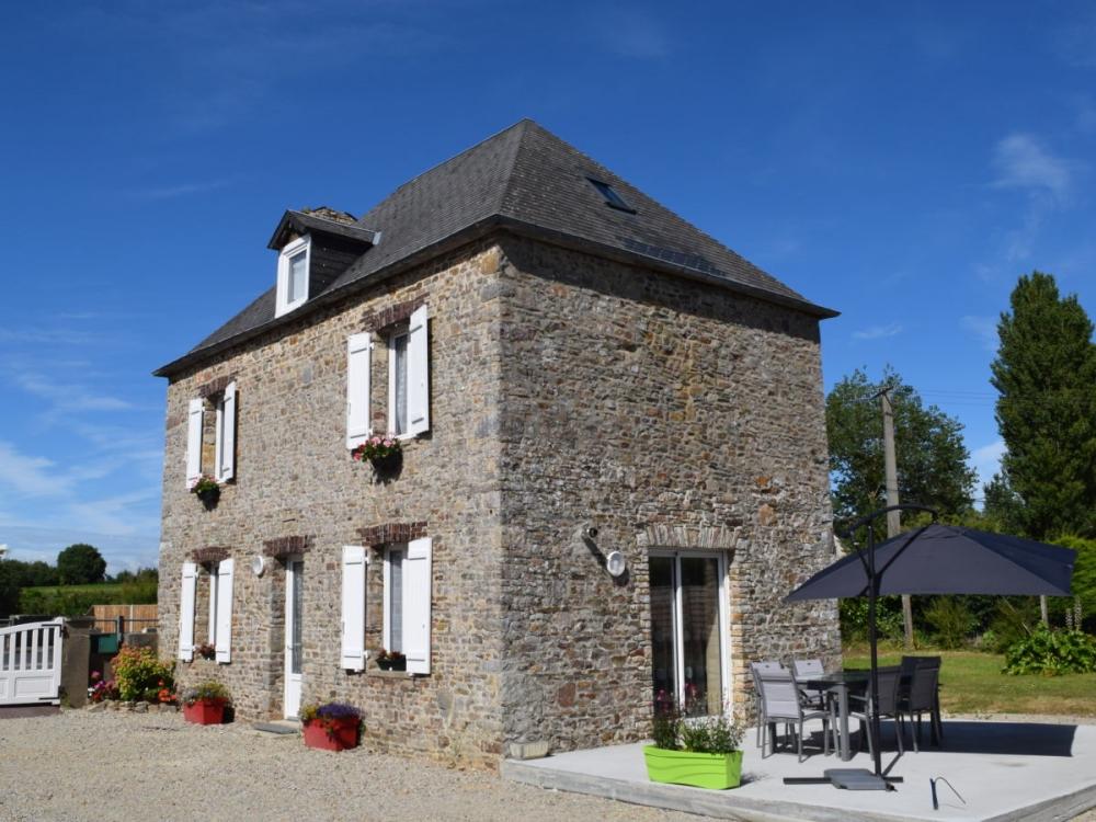 The Little House of the Shepherdess in Manche for 7 People - Petite maison de la Bergère