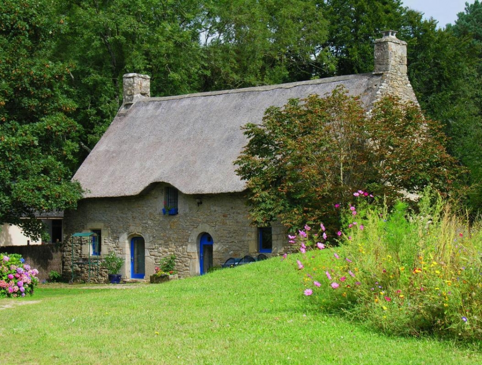 Self Catering in Landaul, Morbihan, Brittany - Le Grand Gite