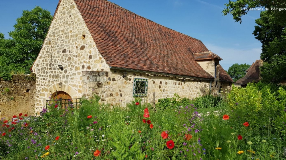 Comfortable Holiday Gite with Pool in the Heart of the Périgord Noir, Dordogne - Gite Jardins du Périgord