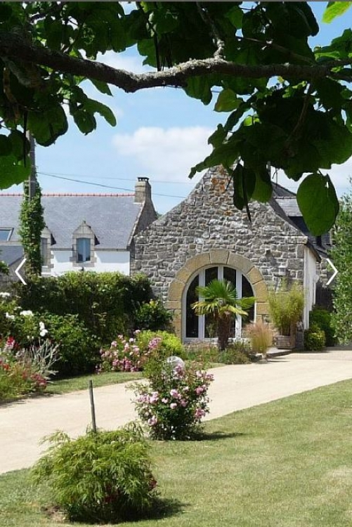 Holiday Cottage in Southern Brittany Near the Beaches - Gite Penty