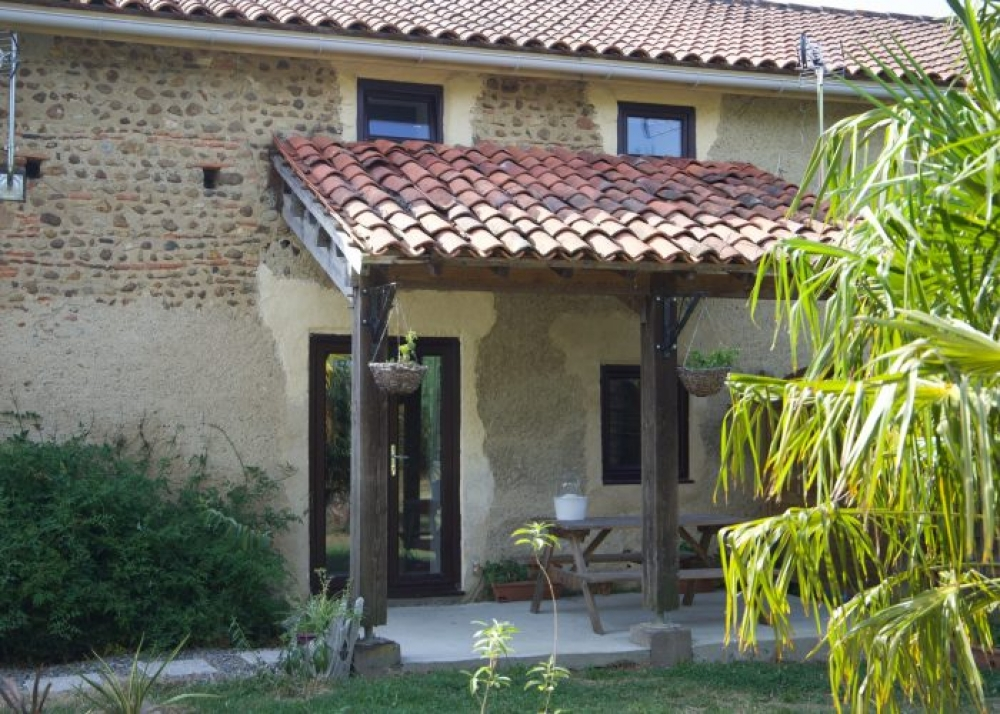 Holiday Gite in the Heart of the Madiran Wine Growing Region, South West France - Le Pressoir