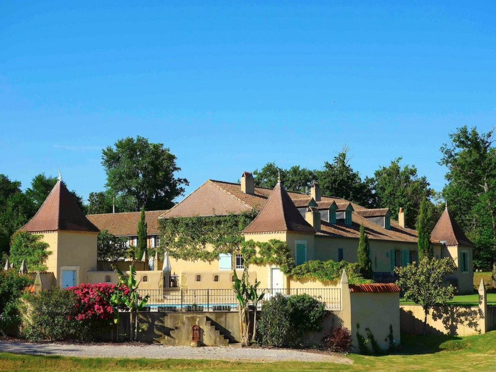 Manechal House - Large Family House Close to the Marciac Jazz Festival, Between Marciac and Tarbes