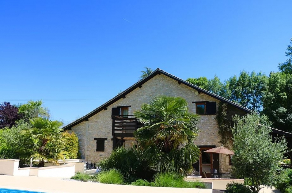 Stunning Luxury Dordogne Villa with Swimming Pool, close to Bergerac and Eymet - Acabanes