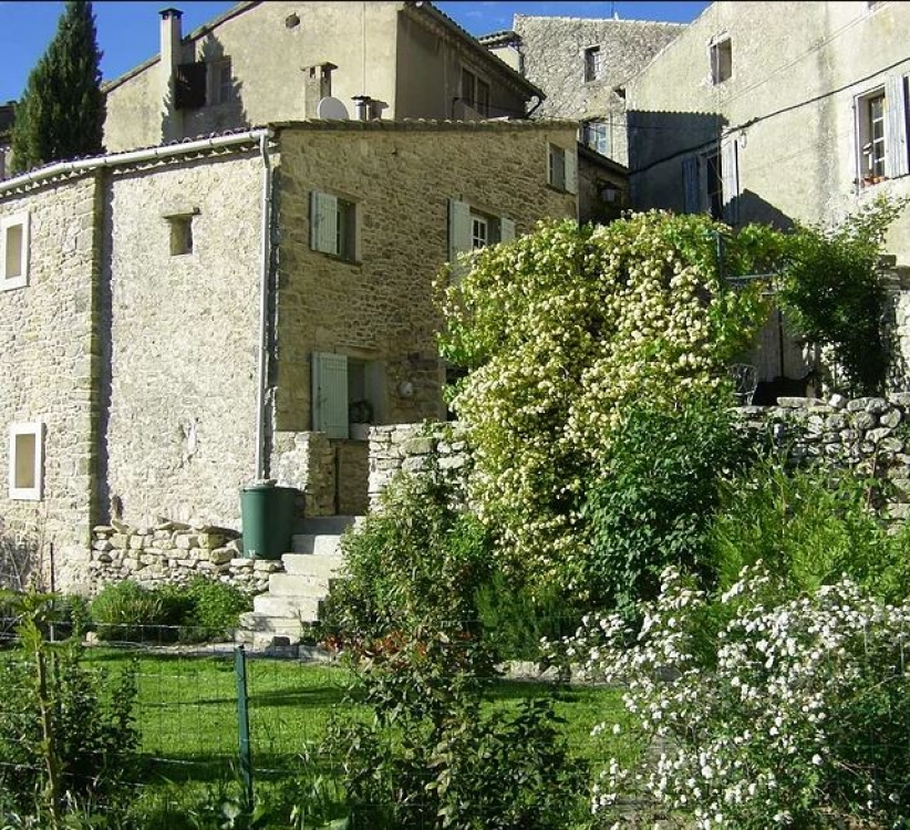 Charming Private Holiday Home in Saignon, the Luberon Valley, Provence