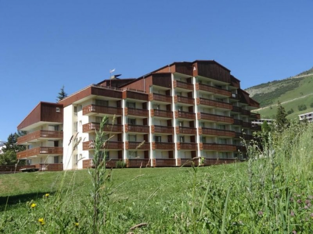 Studio of 15m2 with Stunning Views at the Foot of the slopes, WIFI - Les Deux Alpes, Isere