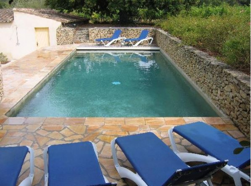 Exclusive Holiday Villa, Stunning views of the Vaucluse countryside - Les Chardons Bleus