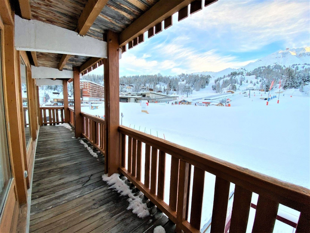Large Apartment in La Plagne Centre, at the Foot of the Slopes, Facing south - Savoie, French Alps