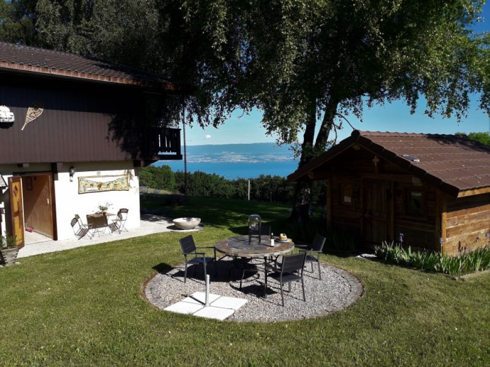 Furnished, Fully independent Apartment Located between Lake and Mountains - Evian les Bains, Haute-Savoie