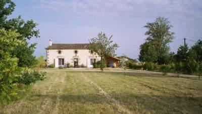 Self catering holiday home for rental in Lot-et-Garonne