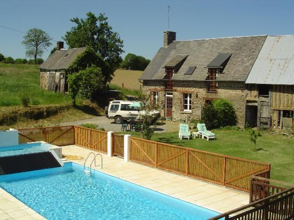 Holiday Rental Accommodation in Manche, Normandy, near Mortain