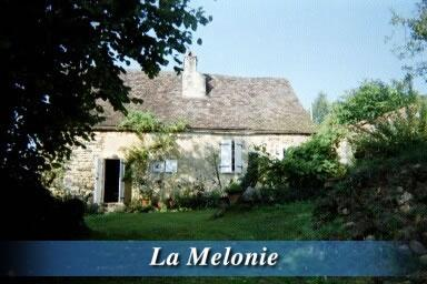 Stone Holiday Rental Cottage in Dordogne, Aquitaine, France