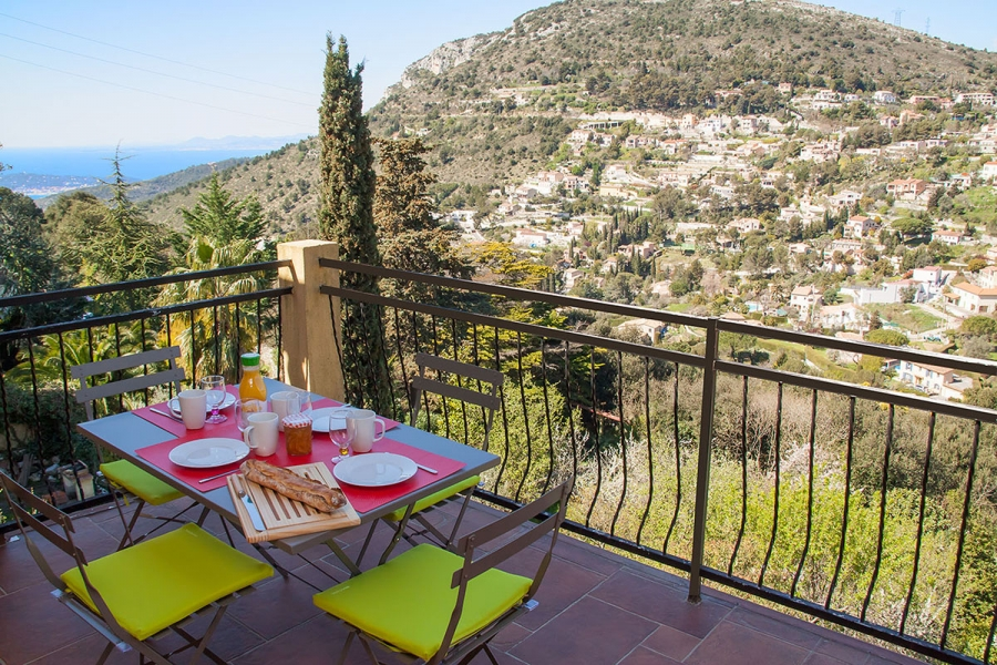 Appartement sur La Côte d'Azur, close to Monaco, Menton, Nice - Villa Fiorini