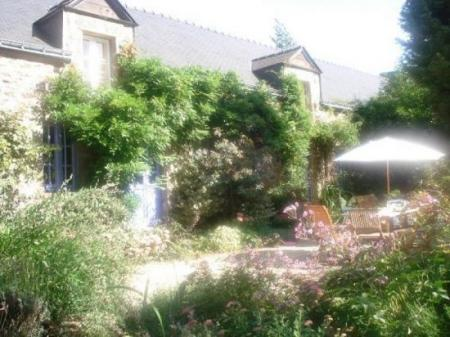Large house in Brittany, Morbihan ~  Brittany House sleeps 10