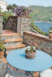 Independent studio apartment for rental in Port Vendres, Pyrenees-Orientales, Languedoc