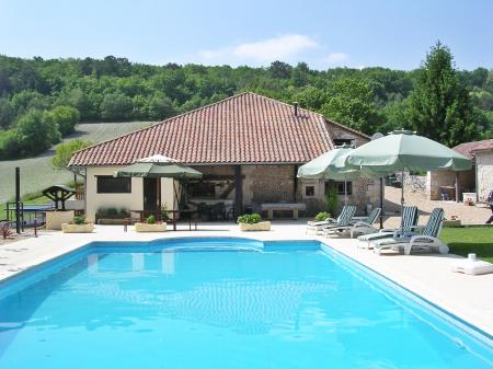 Holiday gite accommodation in the Dordogne, Aquitaine