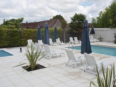 Holiday rental property near Cussay, Indre et Loire, France
